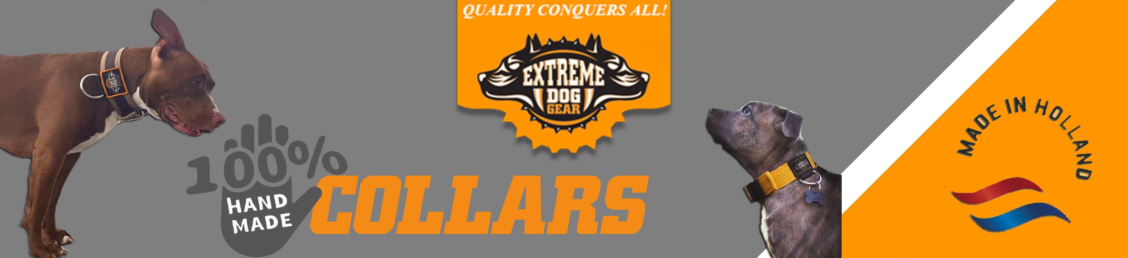 Dog Collars - Extreme Dog gear