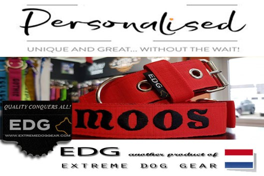 Extreme Dog Gear production Netherlands