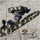 k9 military dog collar and leash set camo