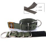 olive seat belt kennel keeper dog collar
