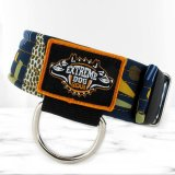 softshell custom 3 dog collar