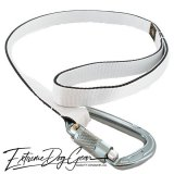 strong dog leash white lead