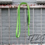 Multi Leash apple green