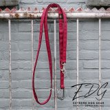 Multi Leash fuchsia