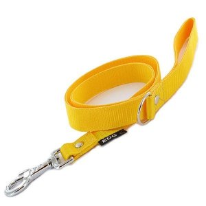 EDG dog lead yellow