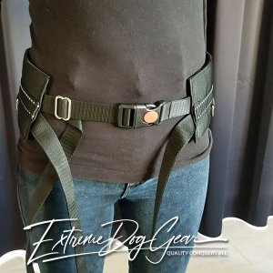 canicross belt extreme dog gear front