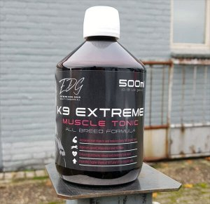dog muscle builder tonic