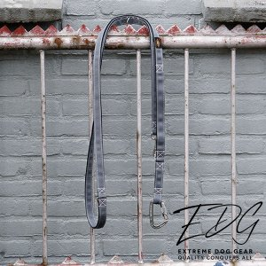 Multi Leash grey